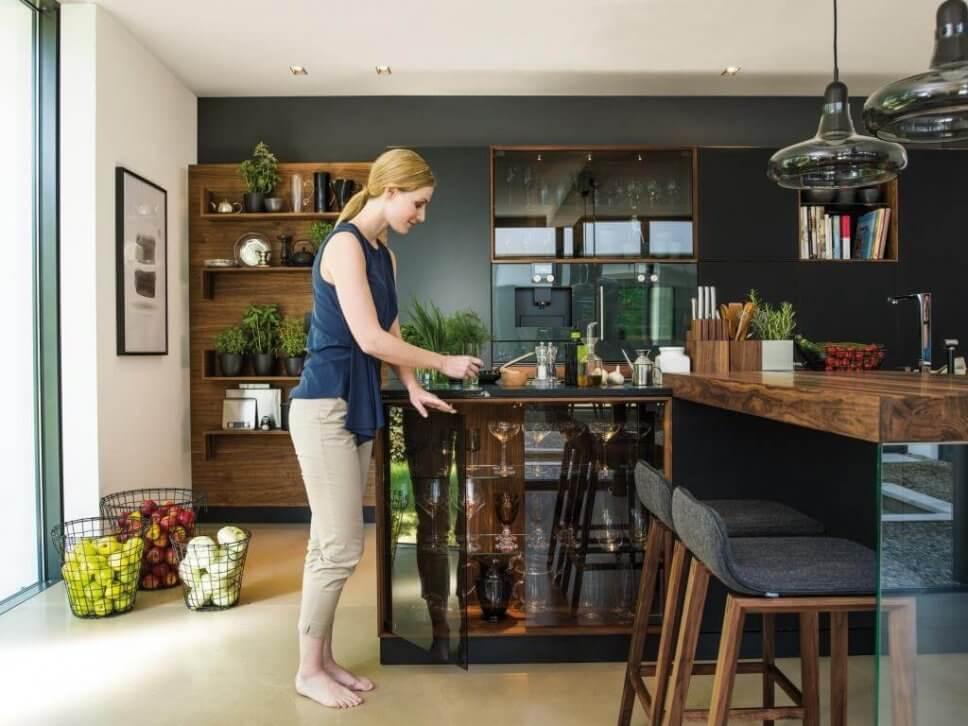 Die Küche, das neue Wohnzimmer - DesignIgel