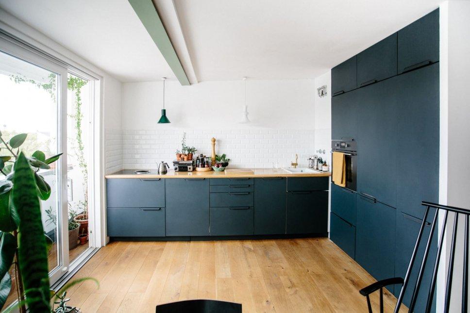 Feine Fronten für Ikea-Küchen | DesignIgel