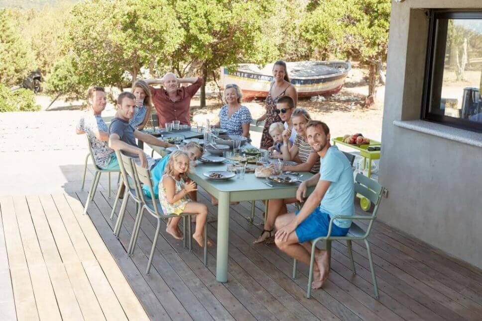 Das Familienalbum der bunten Gartenmöbel - DesignIgel