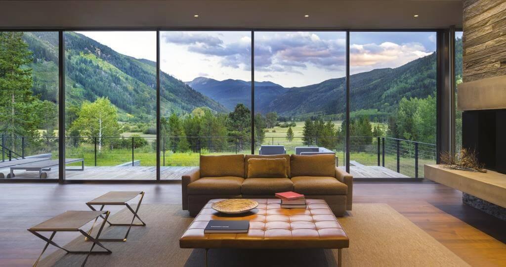 panorama fenster ausblick xxl designigel. Black Bedroom Furniture Sets. Home Design Ideas