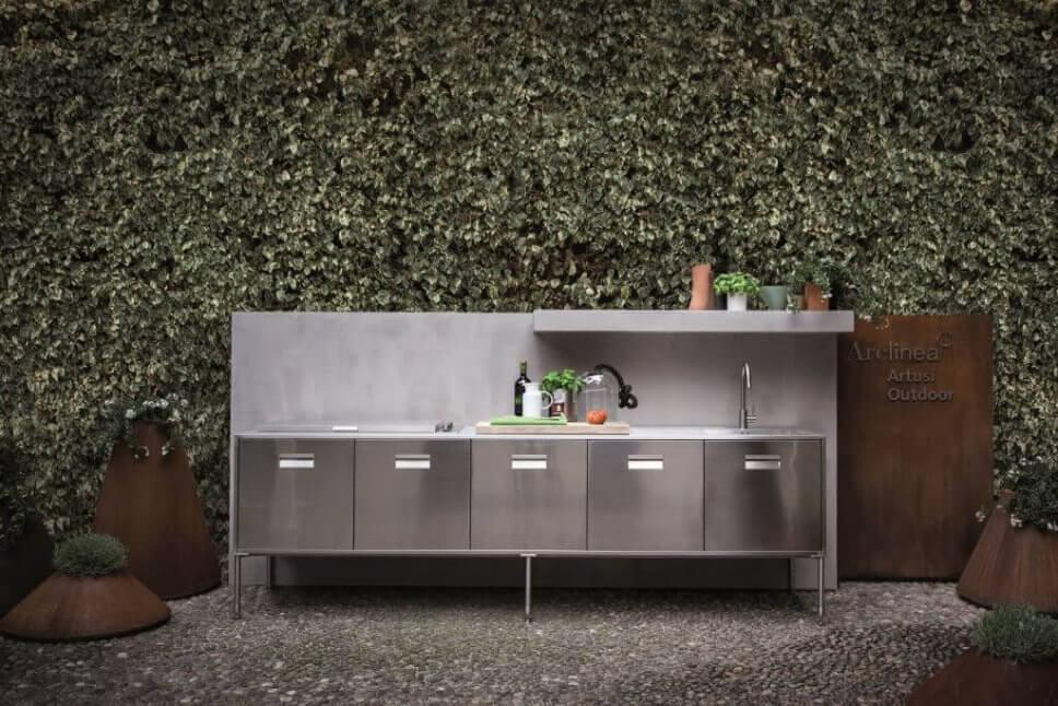 Wesco Outdoor Küchen : Outdoorküche u2013 bratwurst war gestern designigel